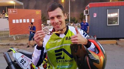 Dakaro podiumas: stipriausiems Dakaro dalyviams – medaliai