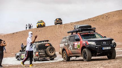 Dakaro gerbėjai spėlioja, ar kitas ralio maratonas vis dar vyks Pietų Amerikoje