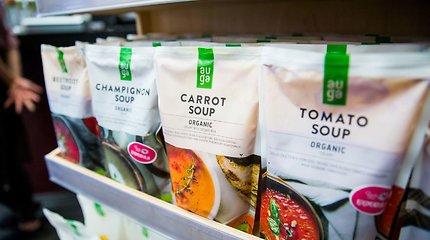 """""""Auga Group"""" į Švediją pradėjo vežti sriubas ir konservus"""