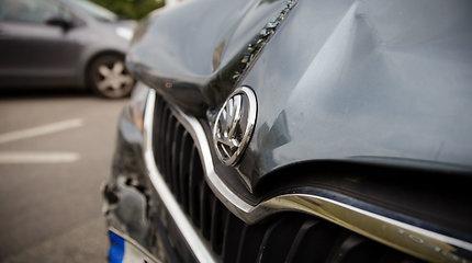 """""""Regitra"""": pagrindinė eismo įvykių priežastis nėra įgūdžių stoka"""