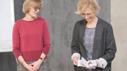 Pirmos Lietuvoje bežodės knygos pristatymas