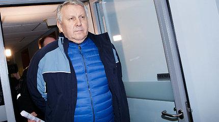 Teisėjų ir advokatų korupcijos byloje įtarimų sulaukęs advokatas D.Zagreckas paleistas į laisvę