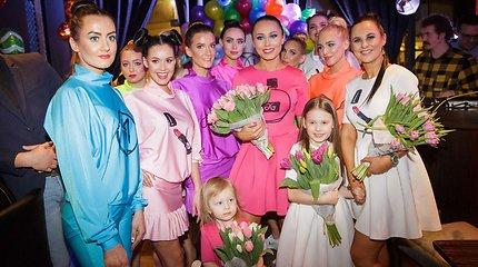 Gabrielė Rutkauskienė-Vasha pristatė naują kosmetikos ir drabužių liniją