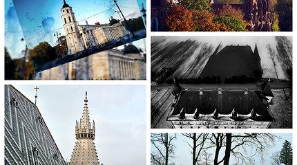 """Skaitytojai išrinko fotokonkurso """"Jogailaičių paveldas greta mūsų"""" nugalėtojus"""