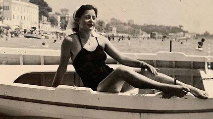 Karolinos Meschino ir jos močiutė