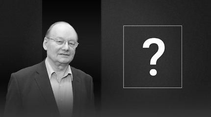 Česlovo Juršėno klausimas kandidatams
