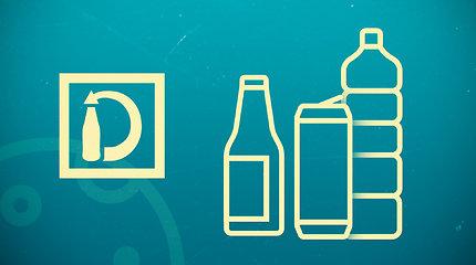 Ar žinote: kiek milijonų gėrimų pakuočių Lietuvoje surenkama per dieną?