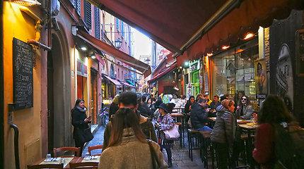 Bolonija – pavyzdinis Italijos miestas, užaugęs nuo studentų antplūdžio