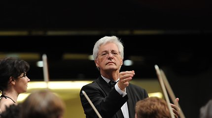 """Operą """"Don Žuanas"""" Klaipėdoje naujam gyvenimui įkvėps dirigentas iš Austrijos"""