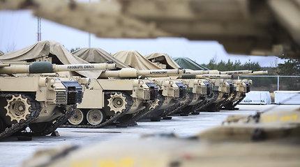 JAV analitikas: branduolinio karo Baltijos šalyse išvengti padėtų didesnės NATO pajėgos