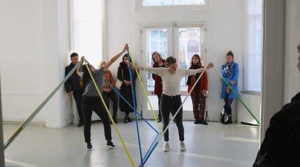 """Šiuolaikinio meno centre vyks menininkės Rūtos Butkutės performansas """"Užburtas veiksmas #1"""""""