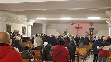 Eugenijaus Ostapenko laidotuvės