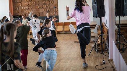 """""""MD summer dance camp / kids edition"""" – stovykla, kurioje karaliaus mažieji šokėjai"""