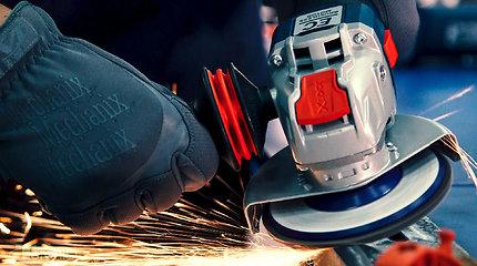 """Paskutinė """"Bosch"""" inovacija vėl daro perversmą įrankių rinkoje"""