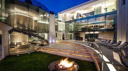 Alicia Keys už 18,8 mln. eurų nusipirko neįtikėtinos architektūros namus Kalifornijos valstijoje