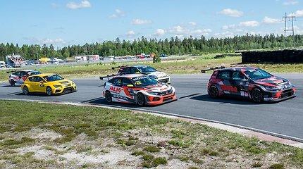 Baltijos šalių čempionatų akimirkos