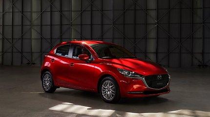 """""""Mazda"""" ragina valstybes atsipeikėti – kitais metais pristatys naują ir itin pažangų dyzelinį variklį"""