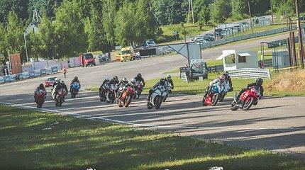 Motociklininkai rugpjūtį pasitiks su trenksmu: veiklos netrūks ir aštresnių pojūčių mėgėjams