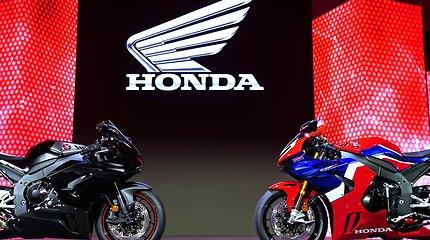 """""""Honda"""" pristatė 2020-ųjų metų modelių gamą"""
