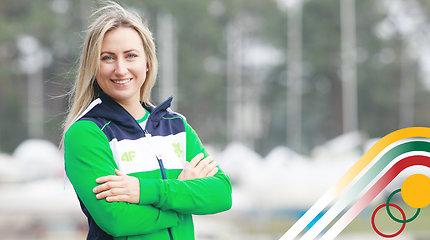 Vardan Jos: buriuotoja Viktorija Andrulytė