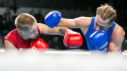 LTOK griebiasi šiaudo: dėl atšauktos olimpinės bokso atrankos kreipėsi į IOC