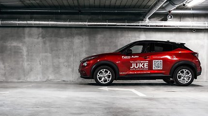 """Deals on Wheels"": ""Nissan Juke"" apžvalga"