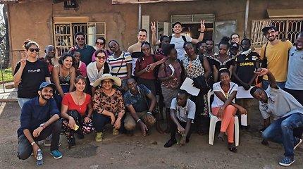 Agnė Kulitaitė Ugandoje (VI dalis)