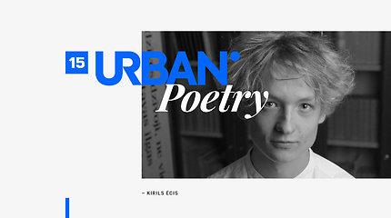 """Naujos poezijos perspektyvos: Kirils Ēcis eilėraščiai apie tikrą meilę, močiutės česnakus ir """"tikro vyro"""" kvapą"""