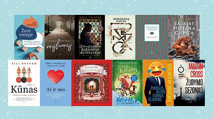 """""""Tyto alba"""" gruodžio naujienos: dovanokite įspūdžius ir nusiraminimą – dovanokite knygą"""