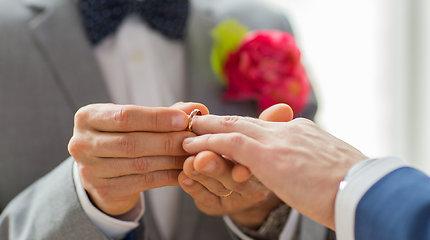 Estijos parlamentas atmetė siūlymą surengti referendumo dėl santuokos apibrėžimo