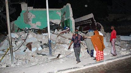 "Somalio armija: ""al Shabaab"" atakavo dvi svarbias bazes"