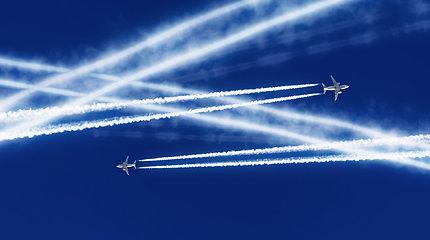 Prancūzija jau atsisako dalies skrydžių dėl klimato – ar ateityje visi skraidysime mažiau?