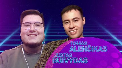 """""""Alter(Eurovizija)"""": kodėl D.Virbilaitės žinutė apie buvimą savimi neįtikino?"""