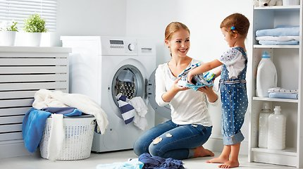 Kaip skalbimo mašina gali atsikratyti virusų ir bakterijų?