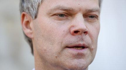 VSD vadovas Darius Jauniškis: Rusijos kišimosi į prezidento rinkimus nefiksavome