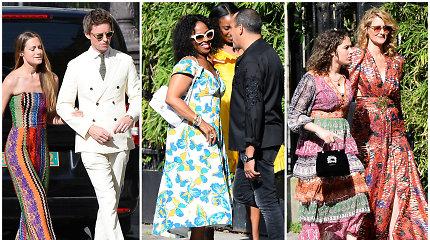 Prancūzijoje ištekėjo Lenny Kravitzo dukra: vestuvių šventėje – visas žvaigždynas