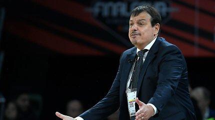 """Finaluose neklumpantis """"Anadolu Efes"""" vairininkas varžovus lygino su NBA klubais"""