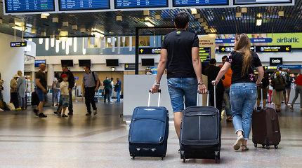 Statistika: emigracija mažėja, tačiau dar išvyksta daugiau žmonių nei atvyksta