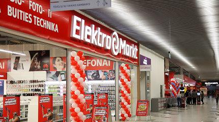 """Pirkėją papiktino dvi dienas dingęs televizorius – """"Elektromarkt"""" atsiprašė ir pinigus grąžino"""