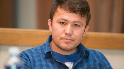 Afganistanietis Basiras priėmė Antano Guogos darbo pasiūlymą – dirbs restorane