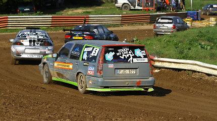 """Sekmadienį Marijampolės autokroso trasoje vėl karaliaus """"Weekend Grand Race"""""""