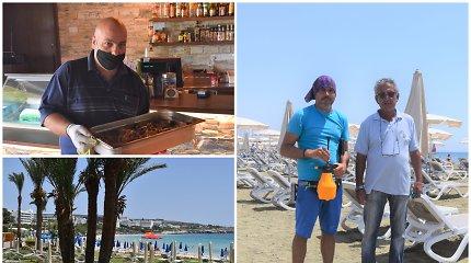 Lietuvis jau apsilankė Kipre: kas šią vasarą čia lauks poilsiautojų?