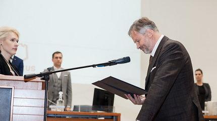 A.Zuoko koalicijos narys V.Stankevičius atgavo sostinės tarybos nario mandatą