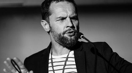 """Savaitgalio įkvėpimai: aktorius D.Gumauskas apie kritikų """"suvaromas"""" knygas, V.Purvītį bei fortepijono muziką"""