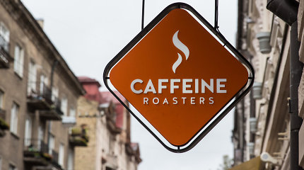 """Norvegams leista įsigyti kavinių tinklą """"Caffeine"""""""