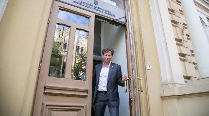 """Politinės korupcijos byloje liudys """"MG Baltic"""" savininkas D.Mockus"""