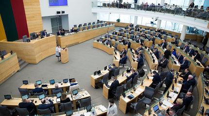 Seimas spręs, ar svarstyti PVM tarifo mažinimą iki 18 proc.