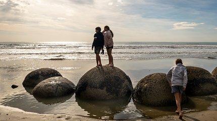 Rusijoje rasti apvalūs akmenys užminė mįslių: tokių rasta net Marse
