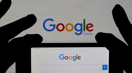 """Dėl saugumo pataria nesijaudinti – nereikėtų galvoti, kad """"Google"""" žino kiekvieną mūsų judesį"""