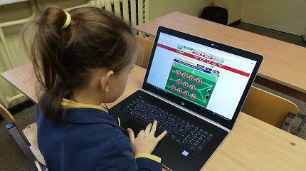 Ar žinai, ką tavo vaikas veikia internete?